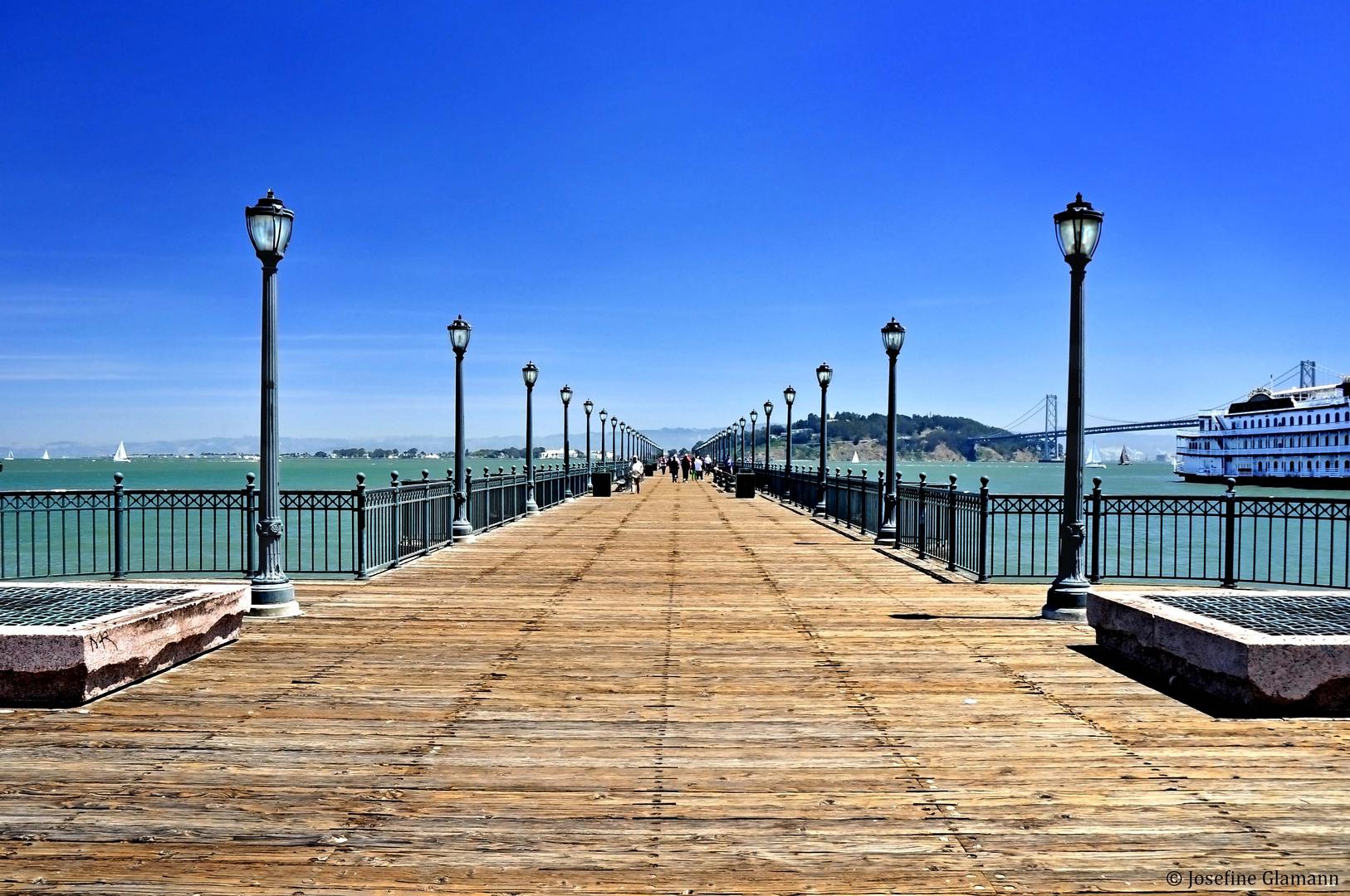 Daylight Pier