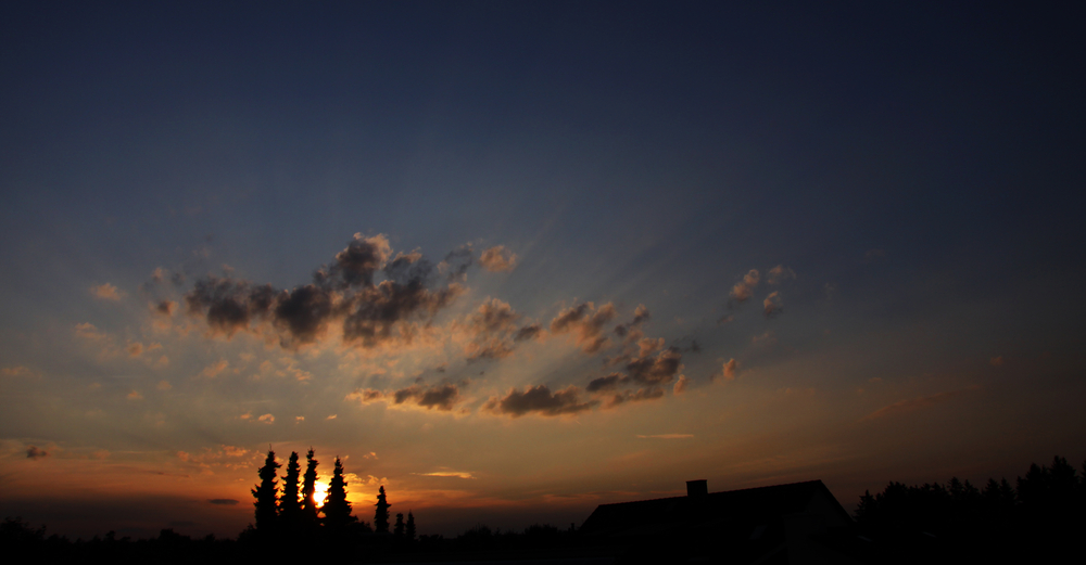 day´s end