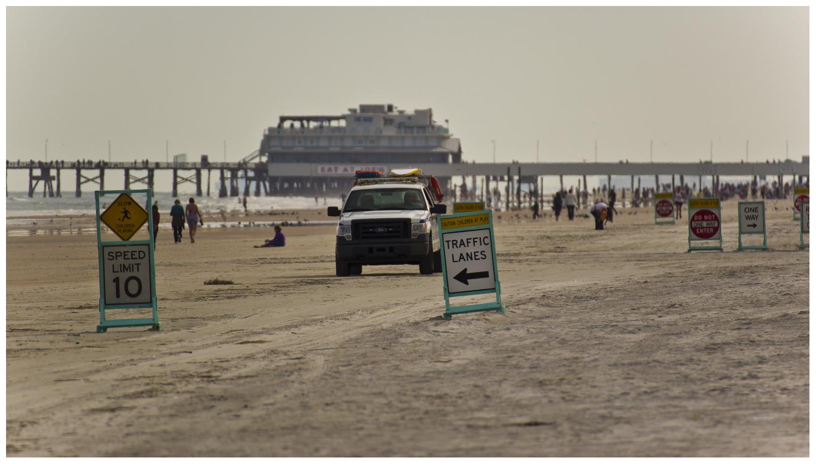 Daytona Beach Life Guard