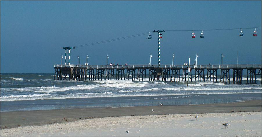 Daytona Beach...braucht man wirklich eine Seilbahn??