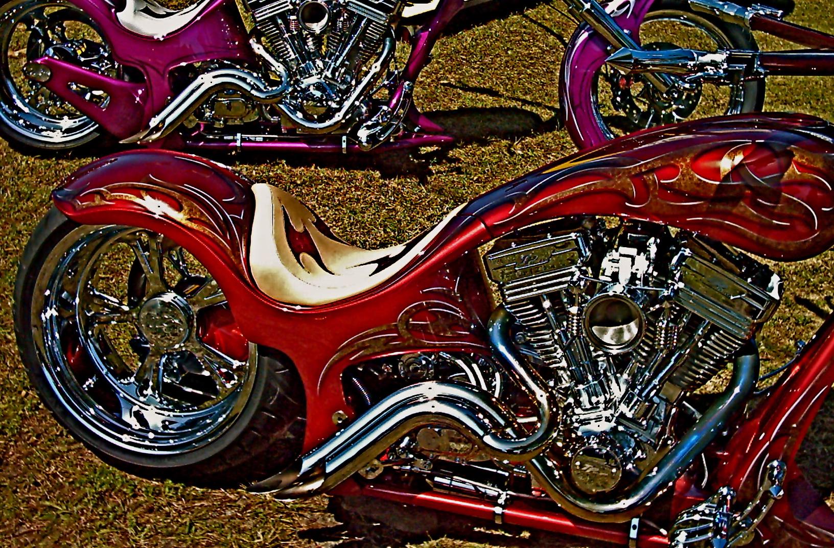 Daytona Bike Week 2004