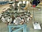 Dazumal- Motor einer JU 52