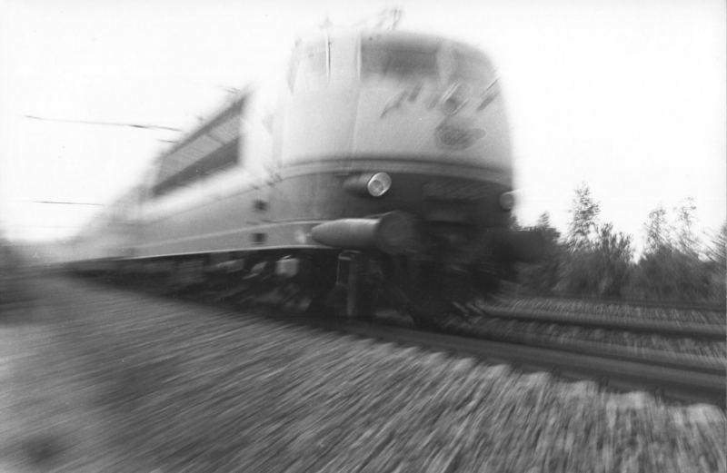 DB 103 schön und schnell