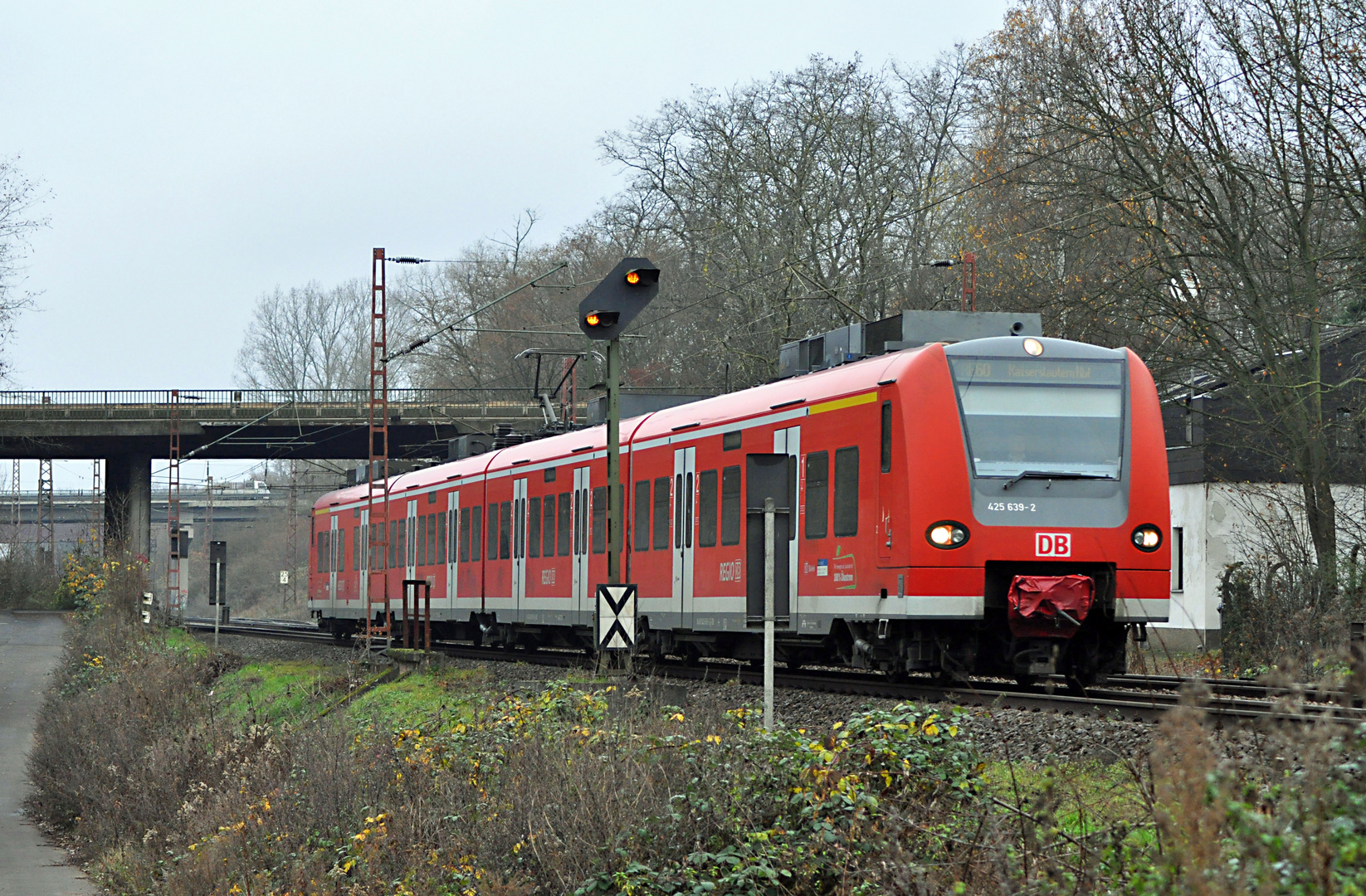 DB 425 639-2 bei Saarlouis