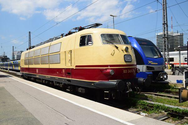 DB-Baureihe 103