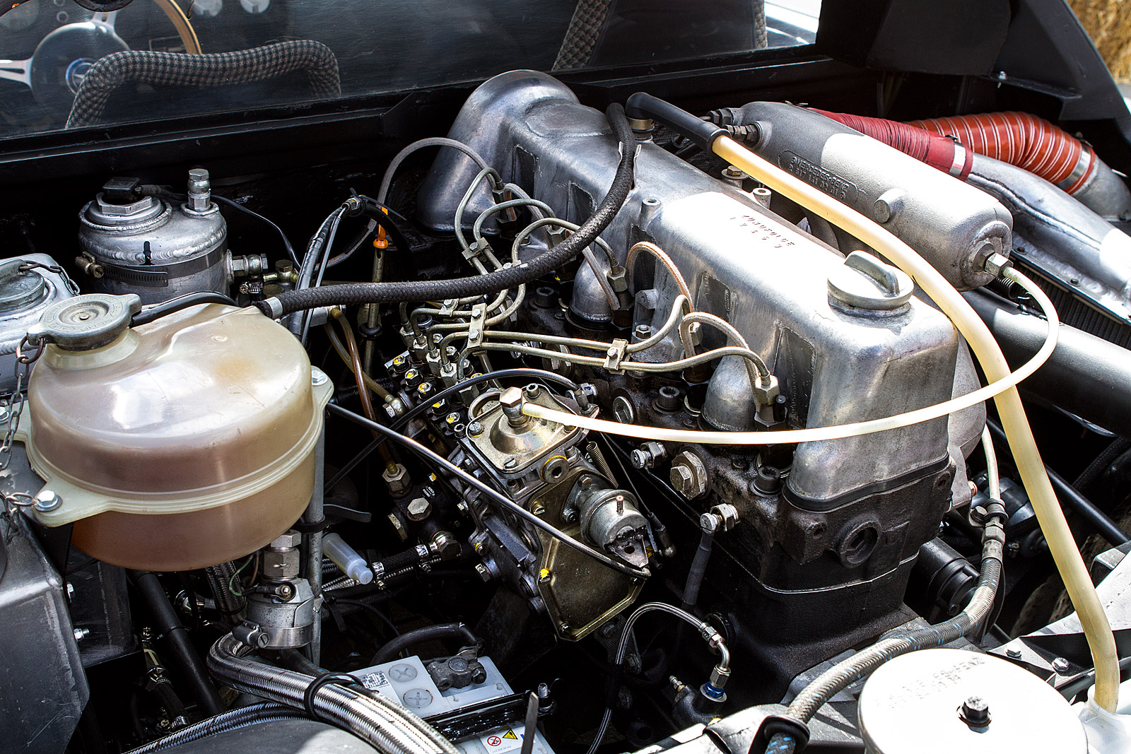 DB C111 Versuchsmotor
