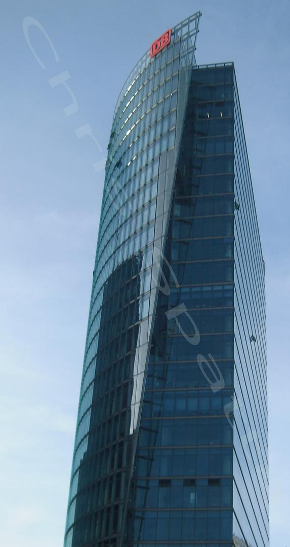DB-Gebäude am Potsdamer Platz