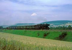DB-Zug der Siebziger...