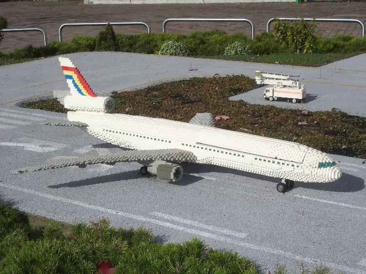 DC-10 im LEGOland