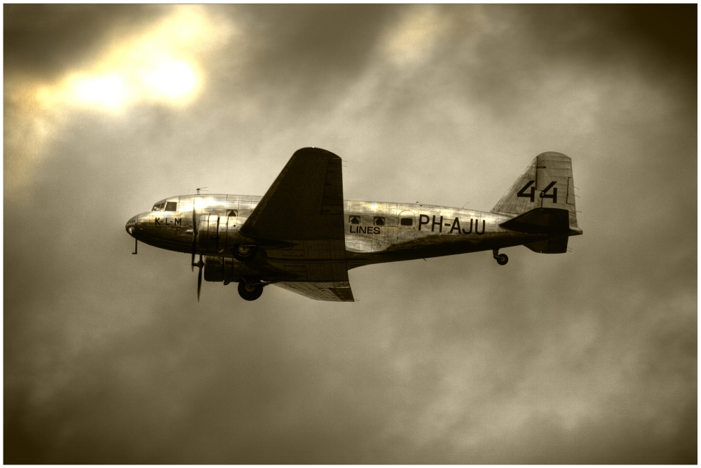 DC-2 Uiver