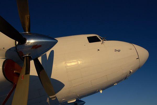 DC-3 Antarktis