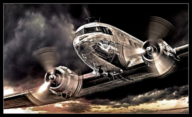 DC-3 Dakota III