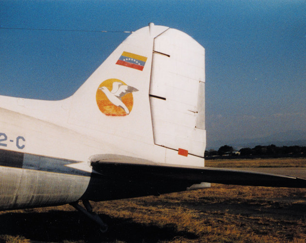 DC-3 tail