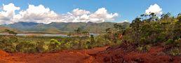 Une autre vue du Parc Régional de la Rivière Bleue  --  Sud de la Nouvelle-Calédonie von Jifasch32