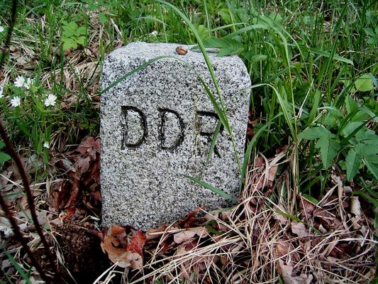 DDR - Reste einer Grenze