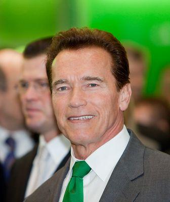 De Arnie auf der Cebit