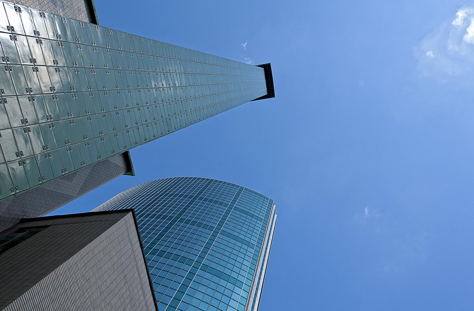 De Beurs und WTC I