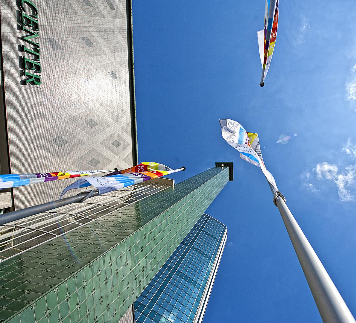 De Beurs und WTC II