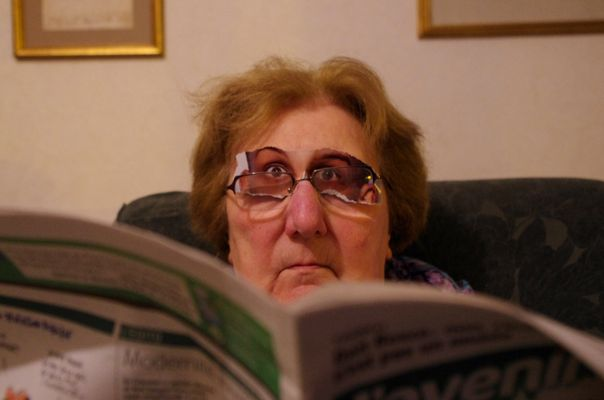 De blik van Madame Stromae