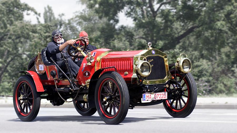 De Dion Bouton GP 1908