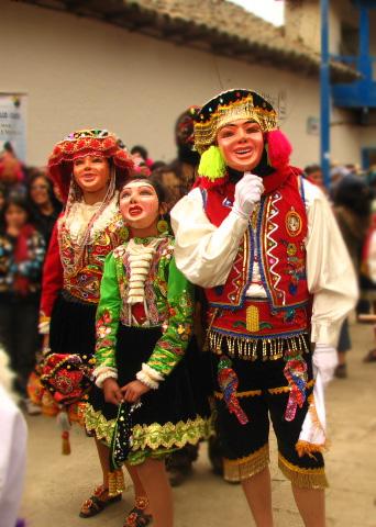 De fiesta en Cusco