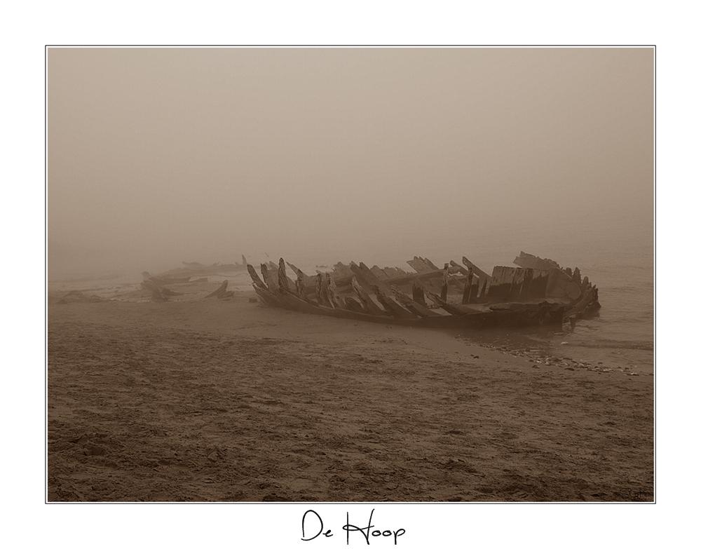 De Hoop im Nebel