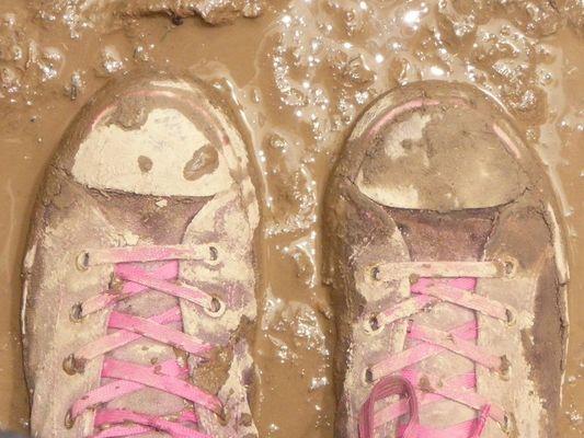 De la boue !!!!!