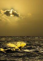 De l'or dans les vagues