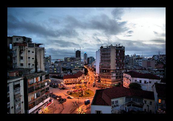 de mi balcon (Angola)