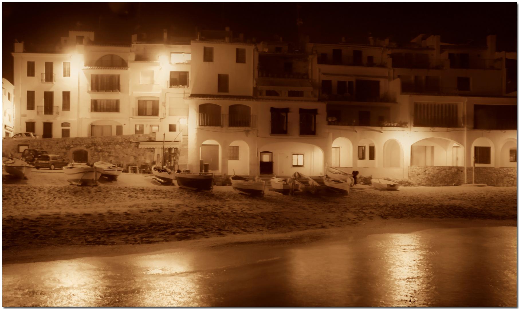 De nit a Calella XIII
