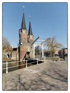 De Oostpoort Delft; Niederlande