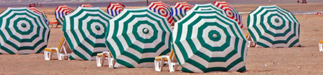 De Panne (Belgique) la plage