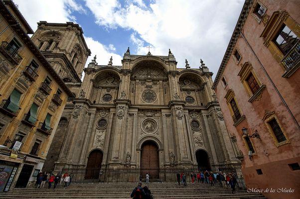 ...de paseo por la Catedral...