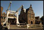 De Rijp • Zugbrücke und Rathaus