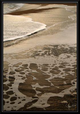 De sable et d'écume...