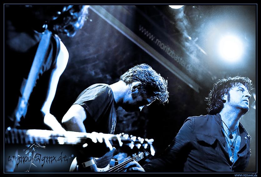 Dead Guitars I @WGT 2008 - Moritzbastei