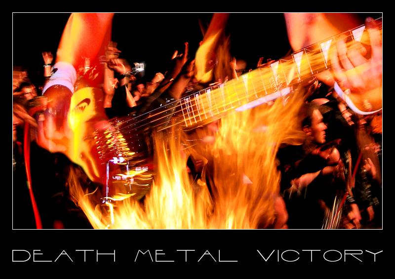 death metal victory