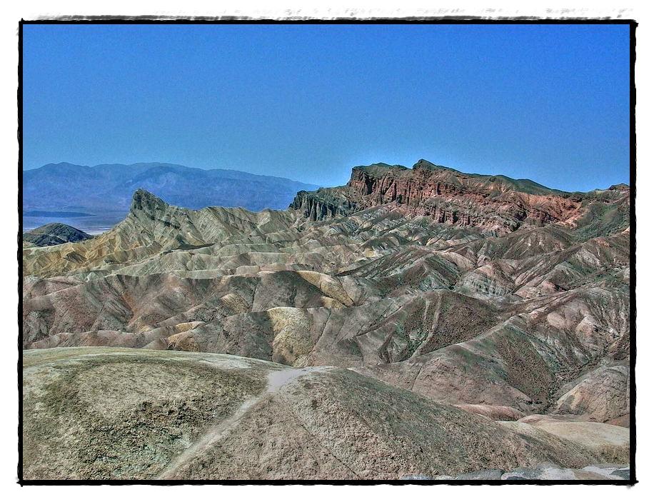 Death Valley....
