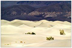 Death Valley im Zauberlicht ...