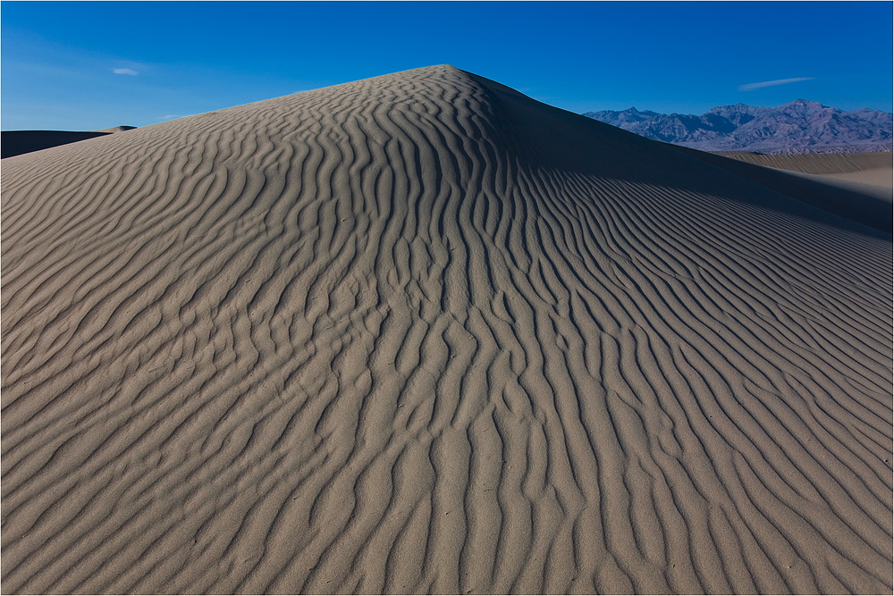Death Valley, Stovepipe Wells