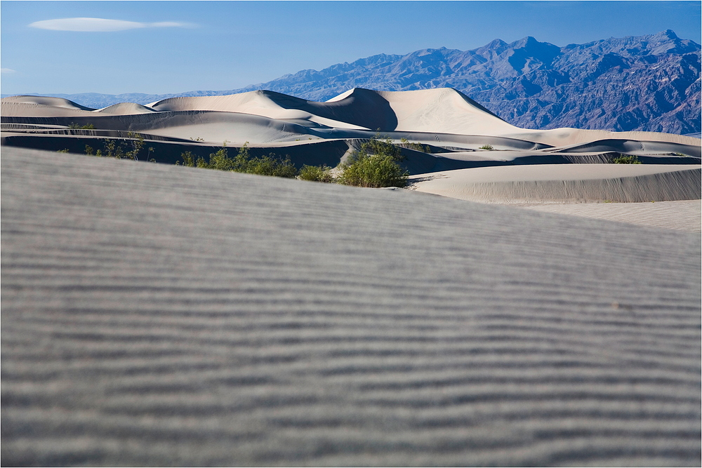 Death Valley, Stovepipe Wells, Big Sand Dune