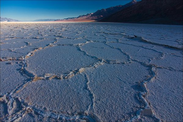 Death Valley - Sunrise at Badwater II