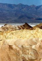 Death valley-zabriski point