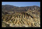 Death Valley - Zabriskie Point # 1