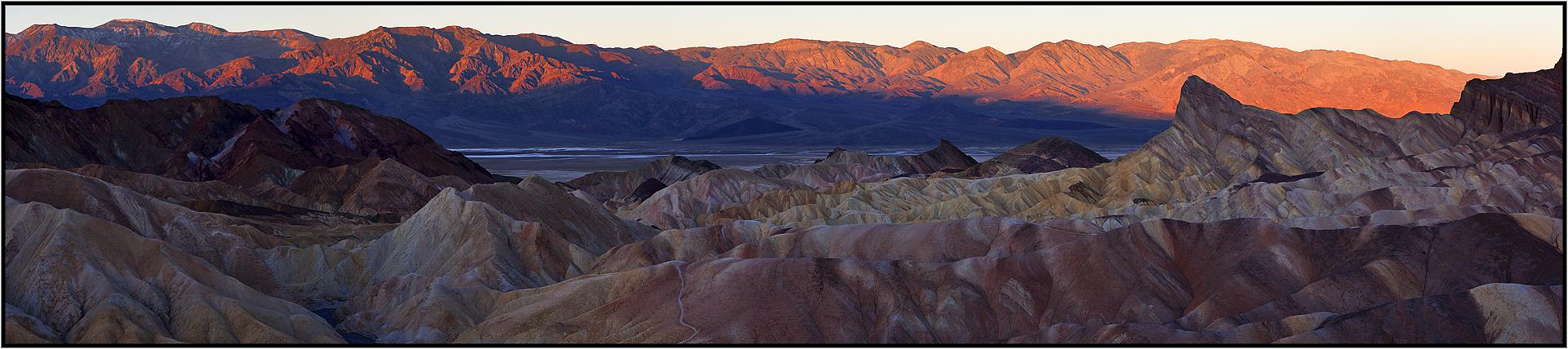 """Death Valley """"Zabriskie Point #2"""""""