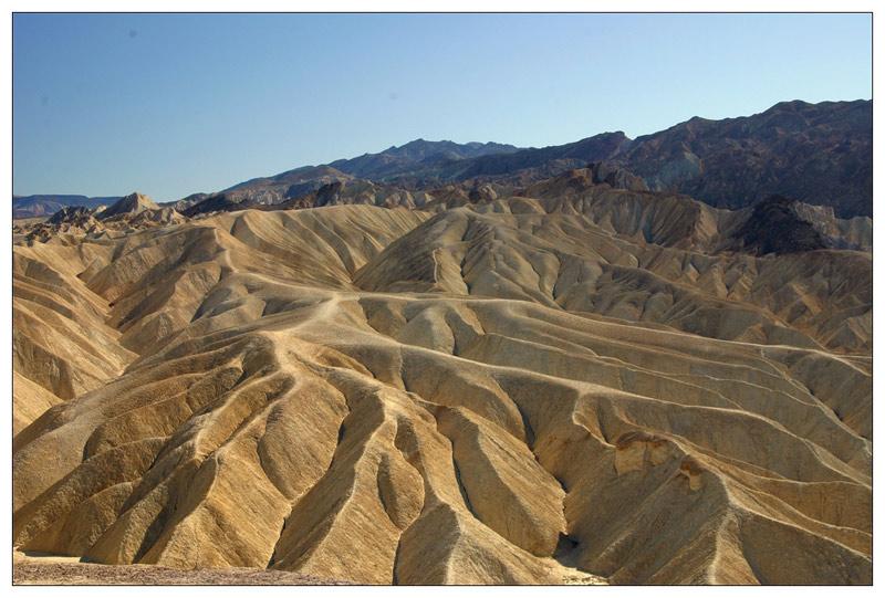 Death Valley - Zabriskie Point 2