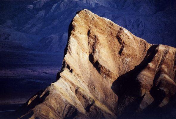 Death Valley, Zabriskie Point (5:45)