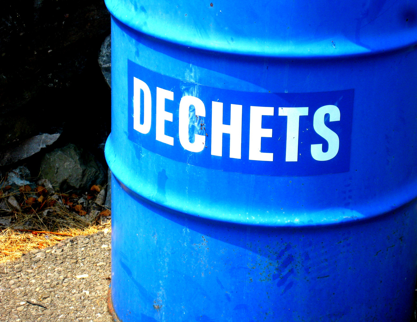 Dechets?