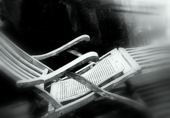 Deckchair der Titanic