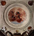 Decken-Fresko St. Mang